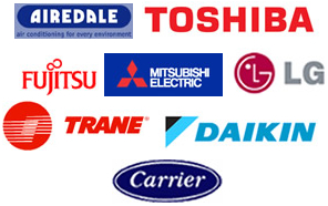 Our Air Conditioning Equipment Suppliers include:
